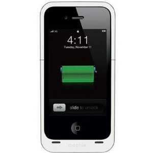 Mophie Juice Pack Air iPhone & 4S Battery Case