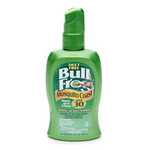 BullFrog Mosquito Coast SPF 30 Sunblock with Insect Repellent