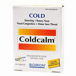 Boiron Coldcalm Cold Remedy