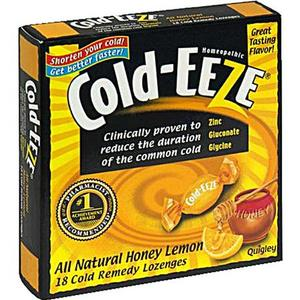 Cold-Eeze Zinc Cold Remedy Lozenges