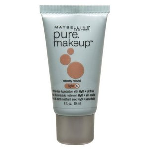 Maybelline Pure.Makeup Shine-Free Foundation