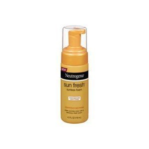 Neutrogena Sun Fresh Sunless Foam