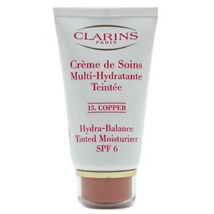 Clarins Hydra-Balanced Tinted Moisturizer SPF 6