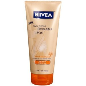NIVEA Sun-Kissed Beautiful Legs, for Fair to Medium Skin