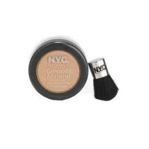 NYC Smooth Mineral Loose Foundation Powder