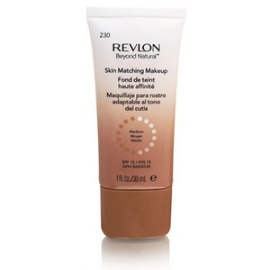 Revlon Beyond Natural Skin Matching Makeup