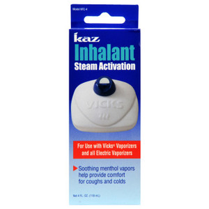 KAZ Inhalant Steam Activation