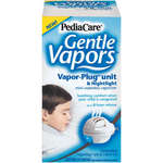 PediaCare Gentle Vapors Mini Waterless Vaporizer Vapor-Plug Unit & Nightlight