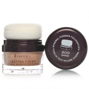 Rimmel London Lasting Finish Mineral Powder Foundation