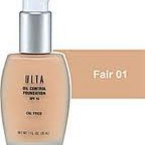 Ulta Oil Control Foundation