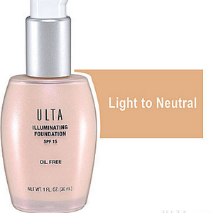 Ulta Illuminating Foundation SPF15