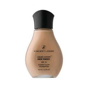 Vincent Longo Liquid Canvas Dew Finish Radiant Glow Foundation SPF 15