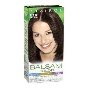 Clairol Balsam Color, Dark Brown #615