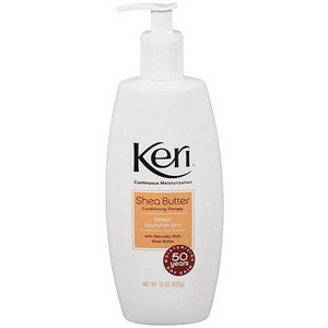 Keri Shea Butter Body Lotion