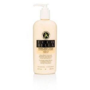 Ecco Bella Organic Vanilla Herbal Body Lotion