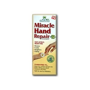 As Seen on TV Miracle of Aloe Miracle Hand Repair Cream