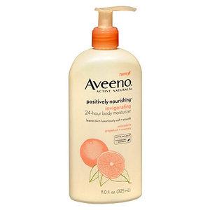 Aveeno Positively Nourishing Invigorating Body Lotion