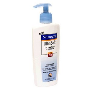 Neutrogena Ultra Soft Sunblock Lotion SPF 30