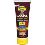 Banana Boat Deep Tanning with Green Tea Sunscreen SPF 4