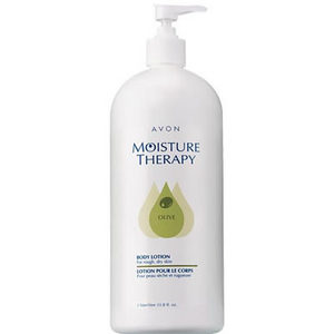 Avon MOISTURE THERAPY Olive Body Lotion
