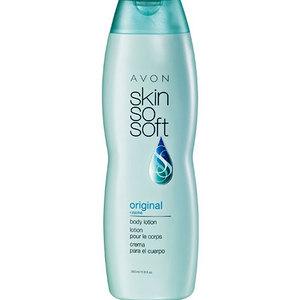 Avon SKIN SO SOFT Original Body Lotion