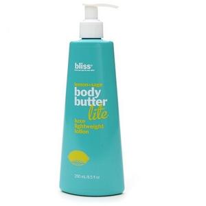 Bliss Lemon + Sage Body Butter Lite