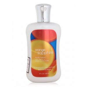 Bath & Body Works Signature Collection Body Lotion - Orange Sapphire