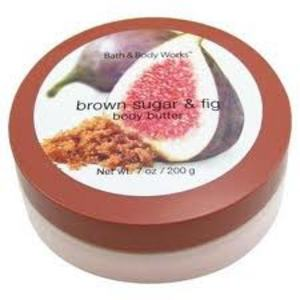 Bath & Body Works Brown Sugar & Fig Body Butter