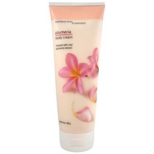Bath & Body Works Signature Collection CLASSICS Plumeria Body Cream