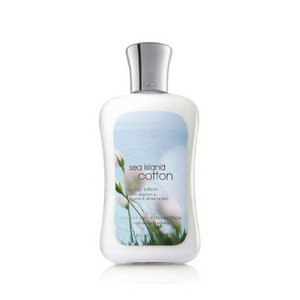 Bath & Body Works Signature Collection Sea Island Cotton Body Lotion