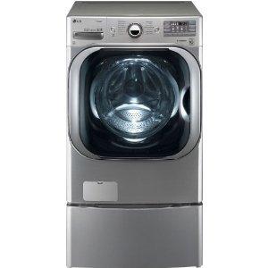 LG Mega Capacity TurboWash Washer w/ Steam Technology