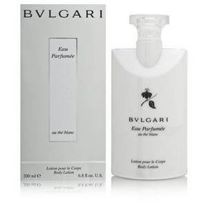 Bvlgari Eau Parfumee au the blanc Body Lotion