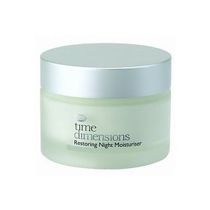 Boots Time Dimensions Restoring Night Moisturizer