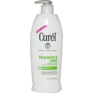 Curel Continuous Comfort Fragrance Free Moisture Lotion