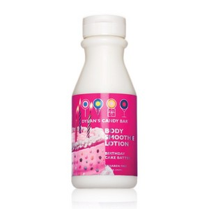 Dylan's Candy Bar Re-Treat Birthday Cake Batter Body Smoothie Lotion