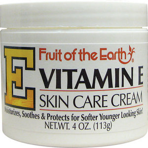 Fruit of the Earth Vitamin E SkinCare Cream