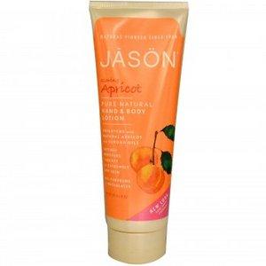 Jason Glowing Apricot Hand & Body Lotion