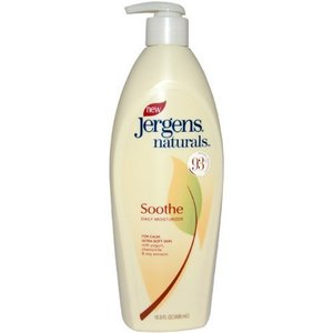 Jergens Naturals® Soothing Soft Daily Moisturizer