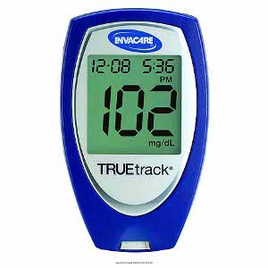 TRUEtrack Smart System Blood Glucose Monitor