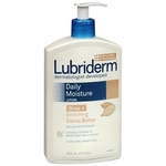 Lubriderm Daily Moisture Shea + Enriching Cocoa Butter Lotion