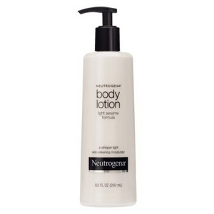 Neutrogena Light Sesame Formula Body Lotion