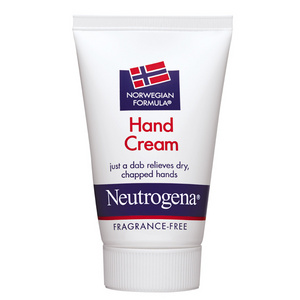 Norwegian hand lotion