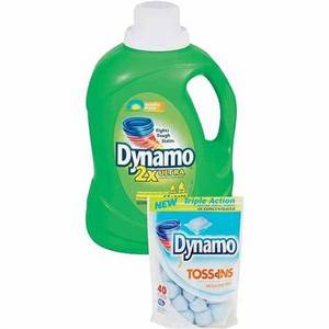Dynamo Toss Ins - Mountain Mist