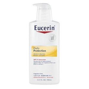 Eucerin Daily Protection Moisturizing Body Lotion