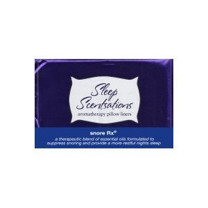 Sleep ScentsationsAromatherapy Pillow Liners