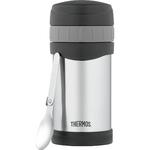 Thermos Food Jar with Folding Spoon 16 oz.