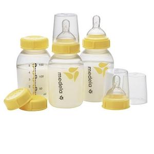 Medela BPA Free Breastmilk Bottles