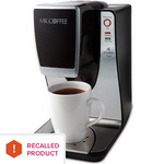 Mr. Coffee Powered by Keurig Single-Serve Brewing System BVMC-KG1-001