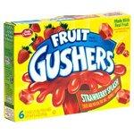 Betty Crocker - Fruit Gushers Fruit Snacks
