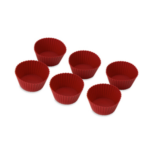 Betty Crocker Silicone Non-Stick Reusable Baking Cups